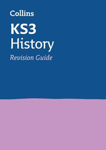 KS3 History Revision Guide - Collins KS3 Revision (Paperback)