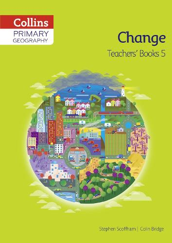Collins Primary Geography Teacher's Book 5 - Primary Geography (Paperback)