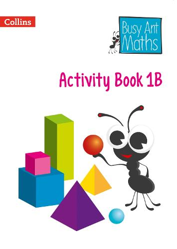 Year 1 Activity Book 1B - Busy Ant Maths (Paperback)