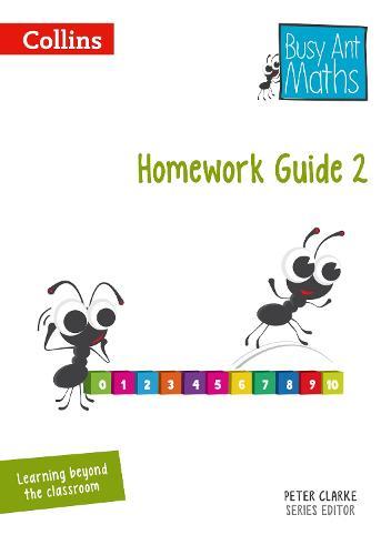 Homework Guide 2 - Busy Ant Maths (Spiral bound)