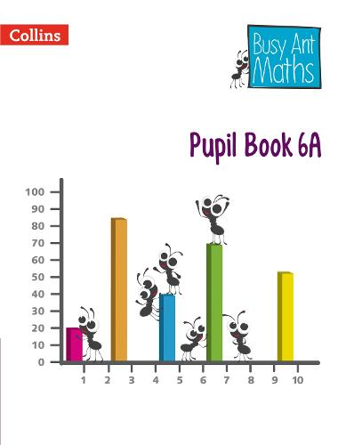 Pupil Book 6A - Busy Ant Maths (Paperback)
