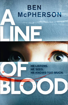 A Line of Blood (Hardback)