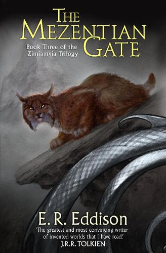 The Mezentian Gate - Zimiamvia 3 (Paperback)