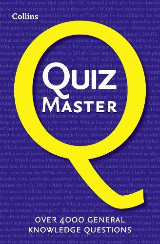 Collins Quiz Master (Paperback)
