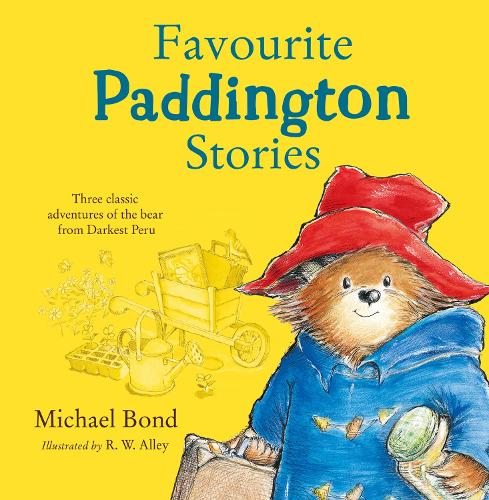 Favourite Paddington Stories - Paddington (Paperback)