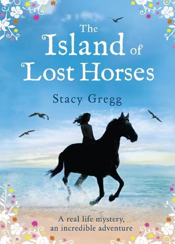The Island of Lost Horses (Hardback)