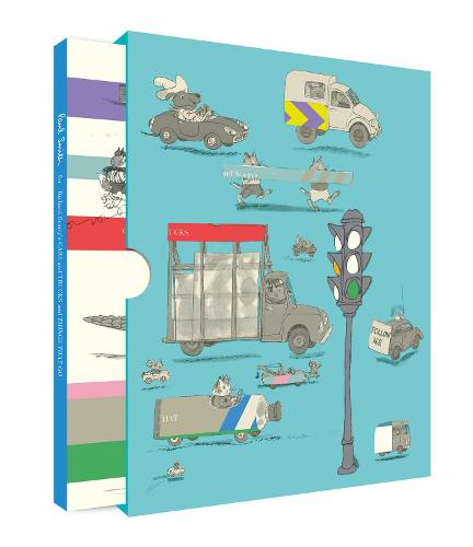 Paul Smith for Richard Scarry's Cars and Trucks and Things That Go slipcased edition (Hardback)