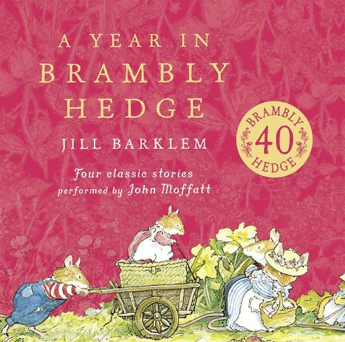 A Year in Brambly Hedge - Brambly Hedge (CD-Audio)