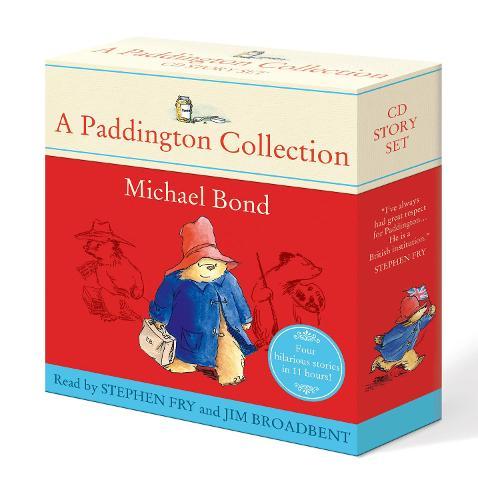 A Paddington Collection (CD-Audio)