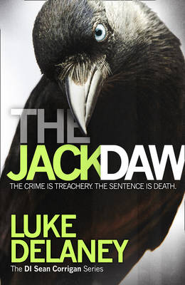 The Jackdaw - DI Sean Corrigan 4 (Hardback)