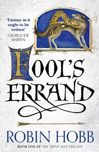 Fool's Errand - The Tawny Man Trilogy 1 (Paperback)