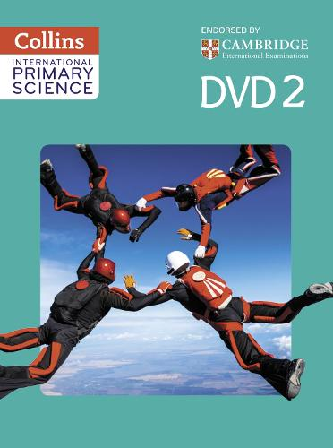 International Primary Science DVD 2 - Collins International Primary Science (Paperback)