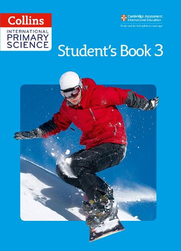 International Primary Science Student's Book 3 - Collins International Primary Science (Paperback)