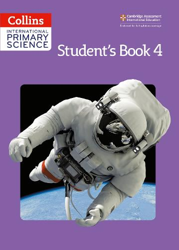 International Primary Science Student's Book 4 - Collins International Primary Science (Paperback)