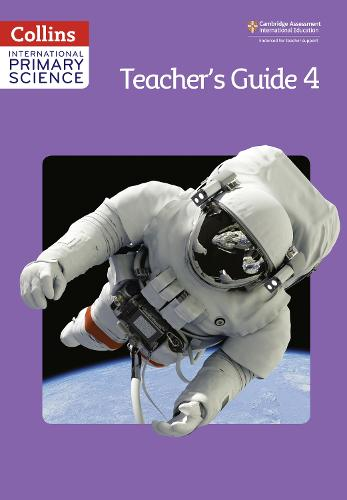 International Primary Science Teacher's Guide 4 - Collins International Primary Science (Paperback)