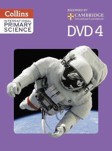 International Primary Science DVD 6 - Collins International Primary Science (Paperback)