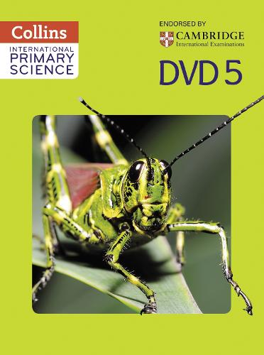 International Primary Science DVD 5 - Collins International Primary Science