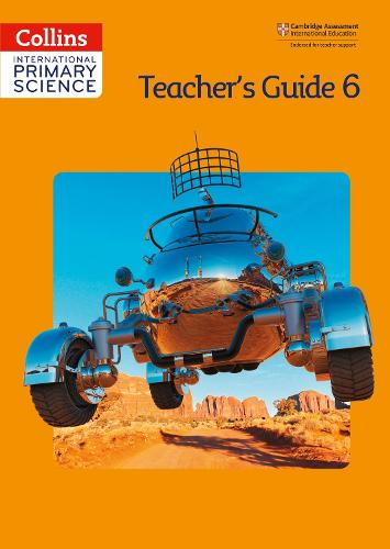 International Primary Science Teacher's Guide Stage 6 - Collins International Primary Science (Spiral bound)