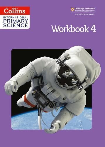 International Primary Science Workbook 4 - Collins International Primary Science (Paperback)