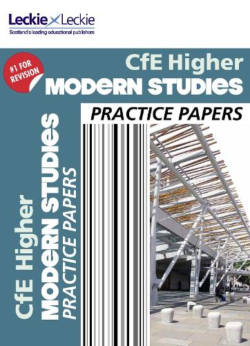 Higher Modern Studies Practice Papers: Prelim Papers for Sqa Exam Revision - Practice Papers for SQA Exam Revision (Paperback)