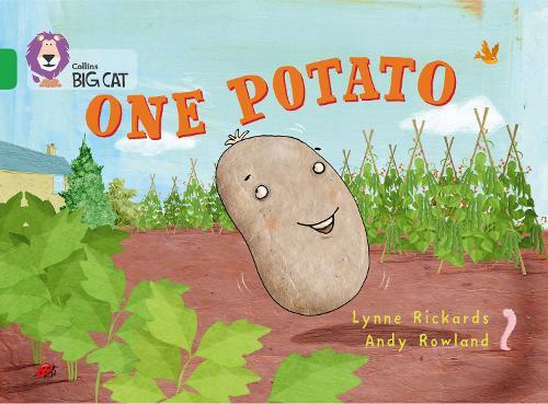 One Potato: Band 05/Green - Collins Big Cat (Paperback)