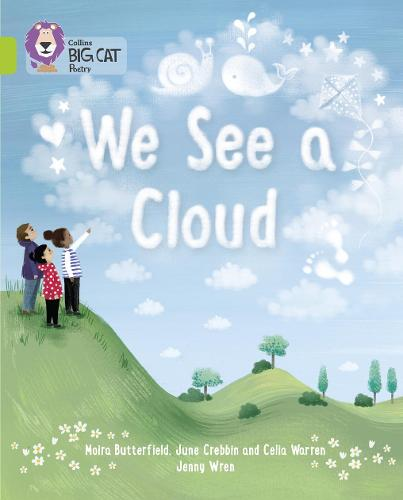 We See A Cloud: Band 11/Lime - Collins Big Cat (Paperback)