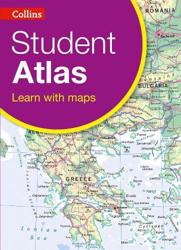 Collins Student Atlas - Collins Student Atlas (Paperback)