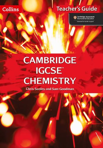 Cambridge IGCSE (TM) Chemistry Teacher Pack - Collins Cambridge IGCSE (TM) (Spiral bound)