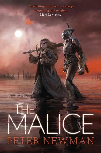 The Malice - The Vagrant Trilogy (Hardback)