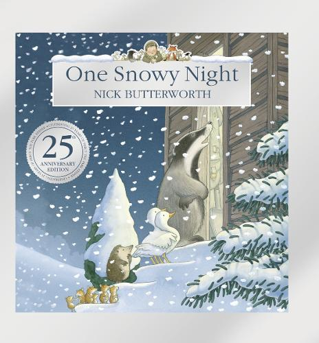 One Snowy Night (25th Anniversary Edition) (Hardback)