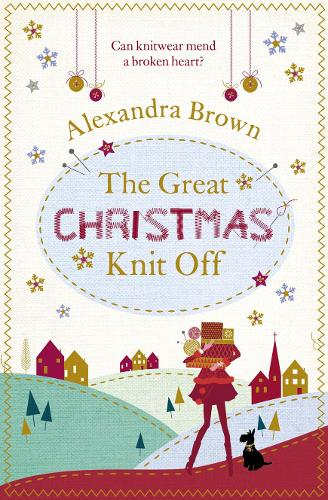 The Great Christmas Knit Off (Paperback)