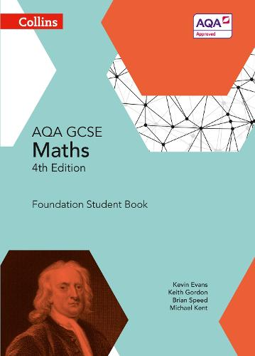 GCSE Maths AQA Foundation Student Book - Collins GCSE Maths (Paperback)
