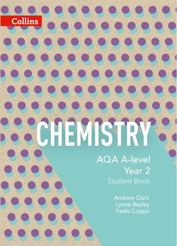 Aqa a level chemistry year 2 student book by lynne bayley andrew aqa a level chemistry year 2 student book aqa a level science paperback urtaz Gallery