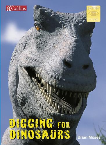 Digging for Dinosaurs - Spotlight on Fact S. (Paperback)