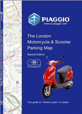 The London Motorcycle and Scooter Guide (Paperback)