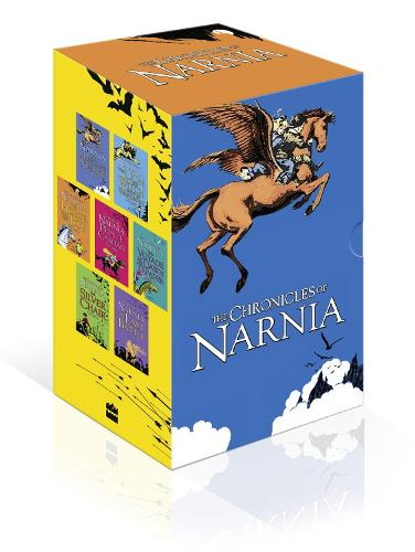 The Chronicles of Narnia Box Set (Paperback)