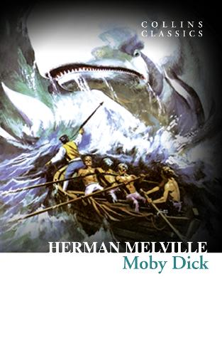 Moby Dick - Collins Classics (Paperback)