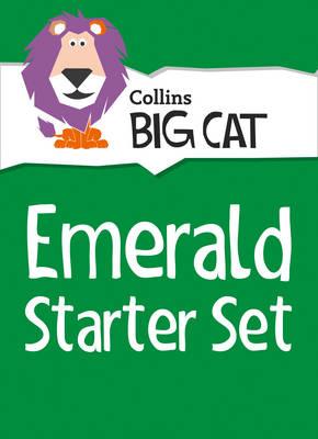 Emerald Starter Set: Band 15/Emerald - Collins Big Cat Sets