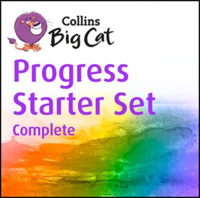 Collins Big Cat - Progress Starter Set - Collins Big Cat (Paperback)
