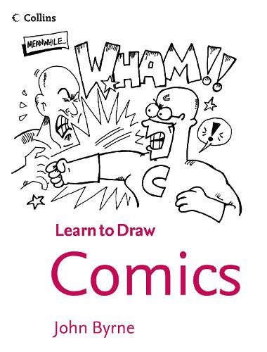 Comics - Collins Learn to Draw (Paperback)