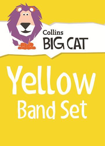 Collins Big Cat Yellow Starter Set: Band 03/Yellow - Collins Big Cat Sets (Paperback)