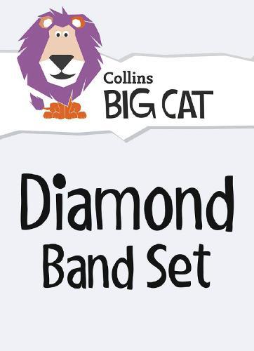 Diamond Band Set: Band 17/Diamond - Collins Big Cat Sets
