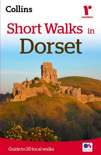 Short Walks in Dorset (Paperback)