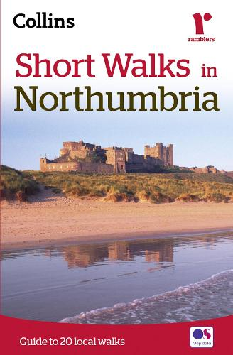 Short Walks in Northumbria (Paperback)