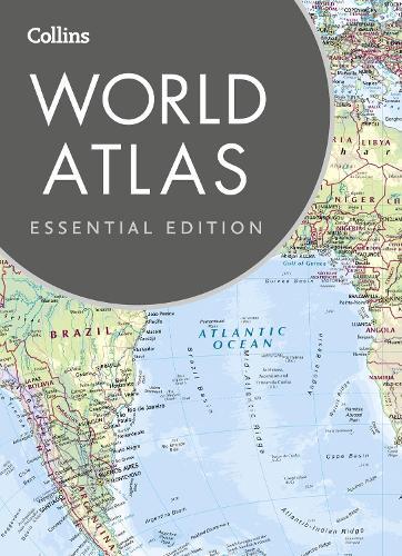 Collins World Atlas: Essential Edition (Paperback)