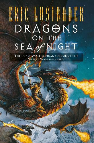 Dragons on the Sea of Night (Paperback)