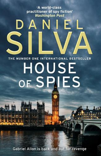 House of Spies (Paperback)