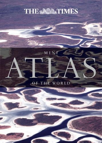 The Times Mini Atlas of the World (Hardback)