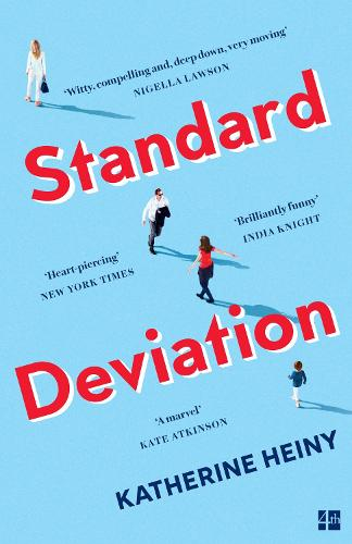 Standard Deviation: `The Best Feel-Good Novel Around' Daily Mail (Paperback)