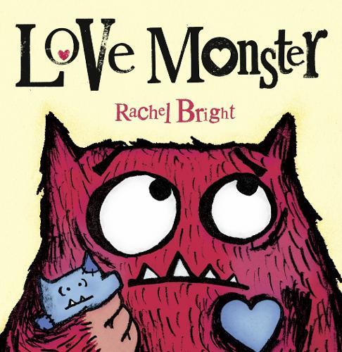 Love Monster (Board book)